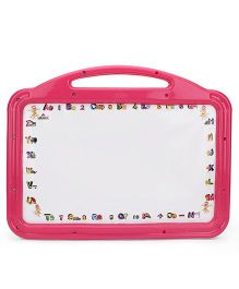 Mr Clean 2 In 1 Writing White Board - Pink