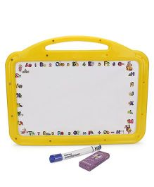 Mr Clean 2 In 1 Writing White Board - Yellow