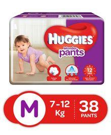 Huggies Wonder Pants Medium Pant Style Diapers - 38 Pieces