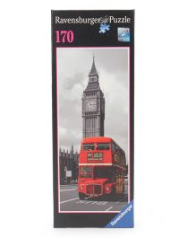 Ravensburger London Bus Mini Puzzle Set - 170 Pieces