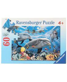 Ravensburger Carribean Smile Puzzle Set Multicolor - 60 Pieces