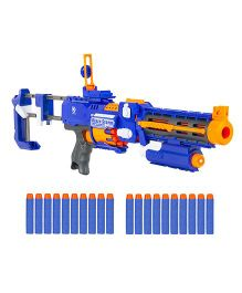 Blaze Storm Barricade RV 10 L Dart Gun - Blue
