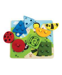 Hape Building Bug Sorter - Multicolor