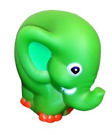 Mamaboo Elephant Squeezy Bath Toy - Green