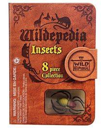Wild Repulic Wildepedia Insects