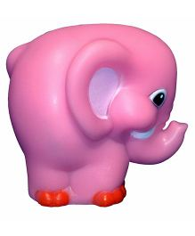 Mamaboo Elephant Squeezy Bath Toy - Pink