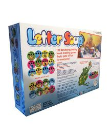 Mamaboo Letter Soup Game - Multicolor