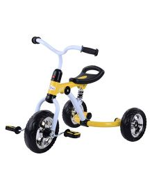 Toyhouse Tricycle - Yellow Black