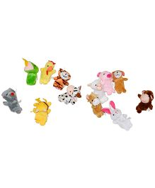 Tipy Tipy Tap Zodiac Sign Finger Puppets Multicolor - 8 cm