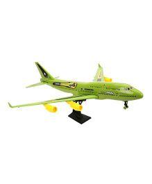 Toyzone Ben 10 Airbus - Green