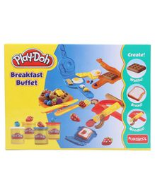 Play Doh Breakfast Buffet