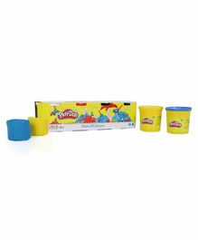 Funskool Play Dough Value Pack - Pack Of 4