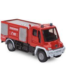Funskool Siku Fire Engine Toy - Red