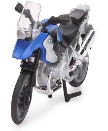 Funskool Siku BMW R1200 GS Bike - Blue