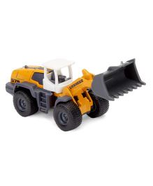 Funskool Siku Wheel Loader Toy Model - Yellow & Black