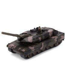 Siku Battke Tank Camouflage Print - Green