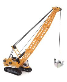 Funskool Siku Cable Excavator Toy - Yellow