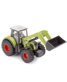 Funskool Siku Claas With Front Loader - Green