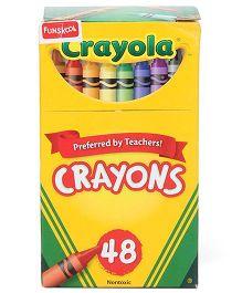 Funskool Crayola Crayons - 48 Counts