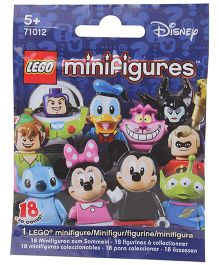 Lego Disney Minifigures - Multicolor