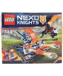 Lego Nexo Knights Knighton Battle Blaster Multicolor - 76 Pieces