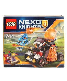 Lego Nexo Knights Chaos Catapult - Multicolor