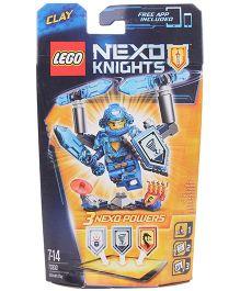 Lego Nexo Knights Ultimate Clay Set - Multicolor