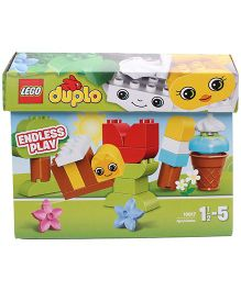 Lego Duplo Creative Chest Multicolor - 70 Pieces