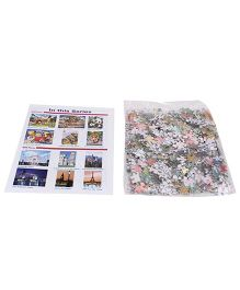 Frank Jigsaw Puzzle St. Basils Cathedral Multicolor - 500 Pieces