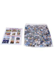 Frank Jigsaw Puzzle Neuschwanstein Castle Multicolor - 1000 Pieces