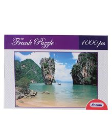 Frank Phang Nga Bay Jigsaw Puzzle Multicolor - 1000 Pieces