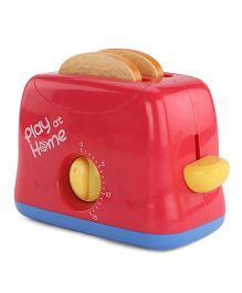 Playmate Toy Toaster - Red