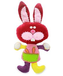 Sunlord Bunny Soft Toy Multicolor - 7 cm