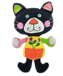 Sunlord Kitty Soft Toy Multicolor - 8 cm