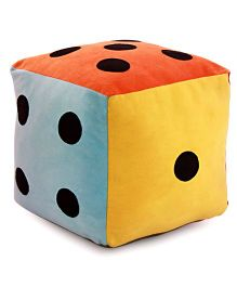 Sunlord Multicolour Soft Cube - 9 Inches