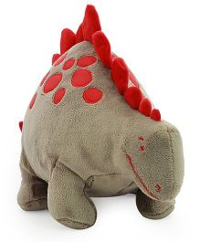 Sunlord Dinosaur Soft Toy Grey And Red - 46 cm