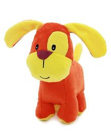 Sunlord Cute Puppy Soft Toy Orange & Yellow - 5 cm