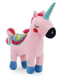 Sunlord Unicorn Soft Toy Pink - 35 cm