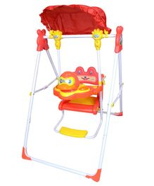 Dash by ARK Tulip Garden Swing - Red