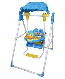 Funride Daizy Garden Swing - Blue