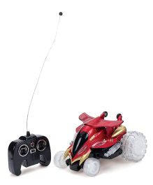 Mitashi Dash Rechargeable Nutter Spinner Car - Red