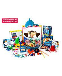 Genius Box Ocean Adventure Activity Kit
