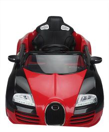 Marktech Bugatti Battery Operated Ride On - Red Black