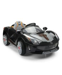 Marktech B Wild Telsa 116 Battery Operated Ride on Car - Black