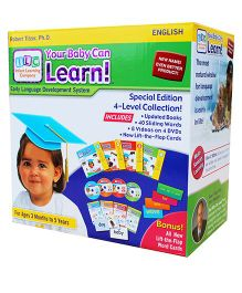Your Baby Can Learn DVD - English