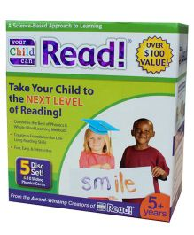 Your Child Can Learn DVD - English