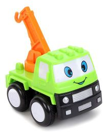 Baby Toy Construction Crane Toy - Green