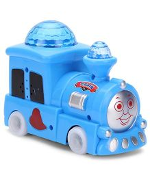 Musical Train Toy - Blue
