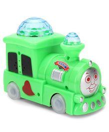 Musical Train Toy - Green