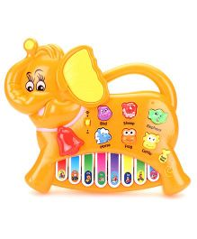 Elephant Shape Musical Piano (Color May Vary
